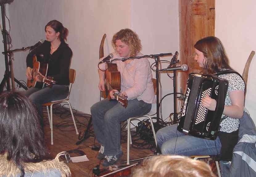 Anna Massie Trio