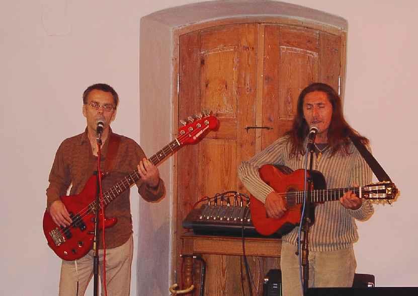Musik i kvarnen med La Baina